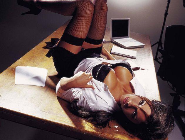 Las profesiones más elegidas para desatar las fantasías sexuales en películas porno