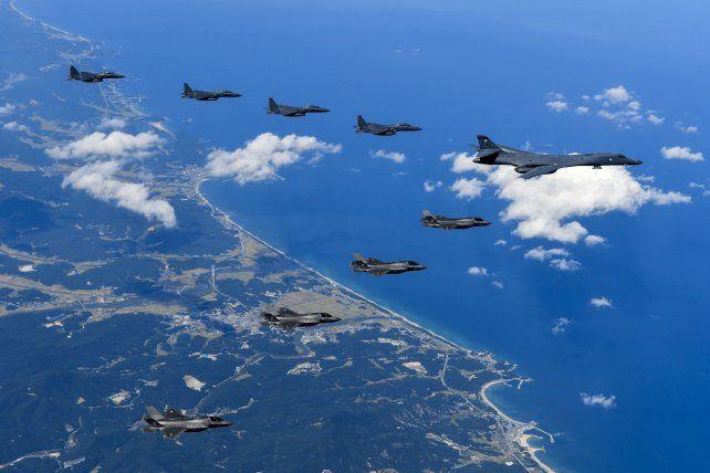 Tenso clima entre Estados Unidos y Corea del Norte, que ve inevitable una confrontación