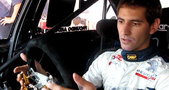 Ardusso no tuvo rivales en los primeros ensayos del Súper TC2000 en Rosario