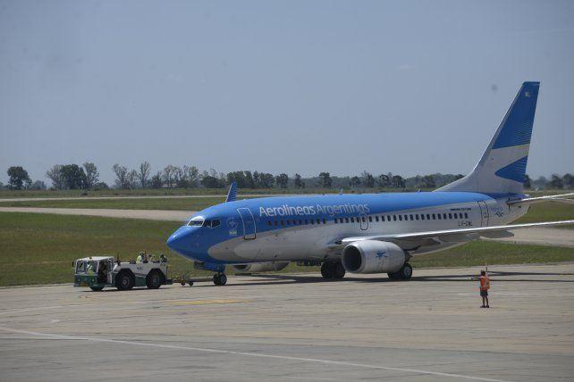 Aerolíneas suma más frecuencias y destinos desde Rosario para la temporada de verano