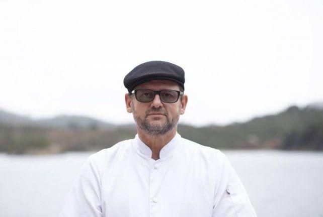 El chef Christophe Krywonis dejó en claro cuál es su relación con Dolores Barreiro