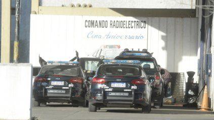 La sede del Comando Radioeléctrico ubicada en calle Tarragona, en el centro de una investigación.