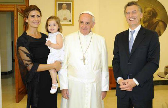 Macri lo hizo primero y llamó al Papa Francisco para felicitarlo por su cumpleaños