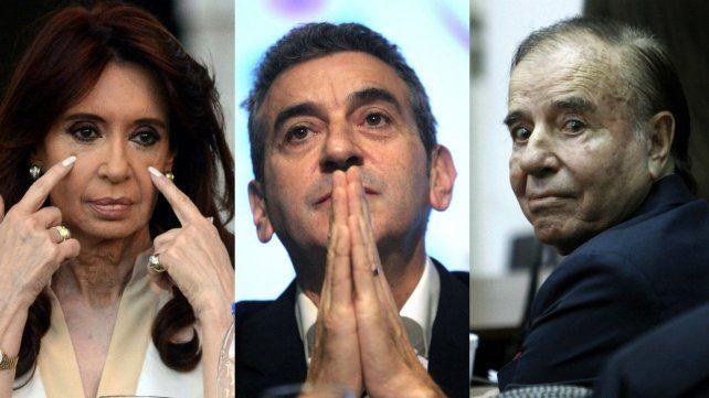 Randazzo comparó el caudal de votos de Cristina con los de Menem en 2003.