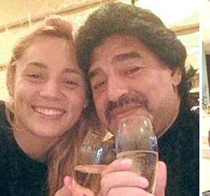 Tiempos mejores. La relación entre Rocío y Diego habría terminado hace tiempo.