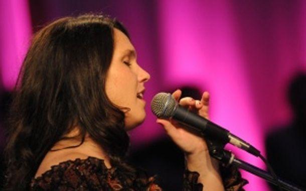 La cantante de Casilda se presenta en Plataforma Lavardén.