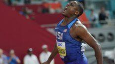 Coleman fue suspendido por dos años y perdió su oportunidad de suceder a Usain Bolt como el hombre más rápido en los JJOO.