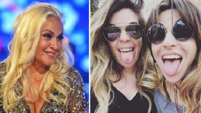 Un audio de Verónica Ojeda revitaliza la pelea con Dalma y Giannina Maradona
