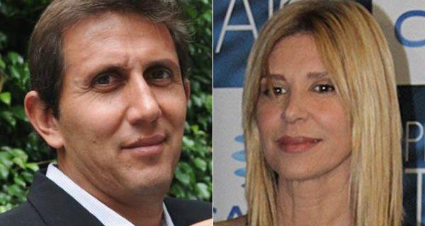 Juan Pablo Varsky y María Carámbula en un sorpresivo romance