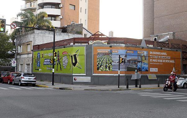 El proyecto sería levantado en Oroño y Rivadavia.