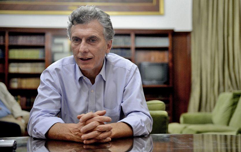 """""""Massa es el candidato de la continuidad"""
