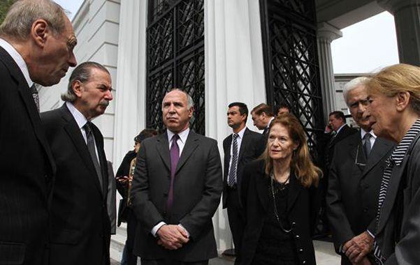 En enero el máximo tribunal quedará con cuatro miembros.
