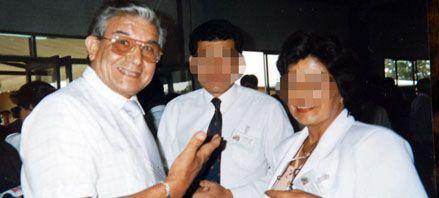 Papá murió de un infarto por la emoción violenta que le significó que le robaran