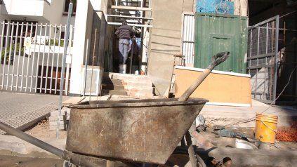 La construcción de una casa sale más de 3.000.000 de pesos