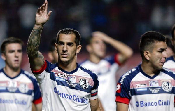 Pipi Romangoli recibió cuatro fechas por los incidentes luego de la agónica derrota en Quito.