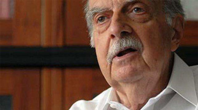 El reconocido periodista falleció anoche a los 84 años.