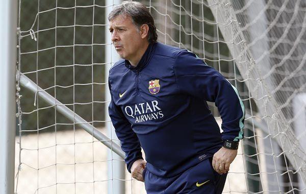 El diario catalán Sport difundió la nómina de posibles sucesores si se va Martino.