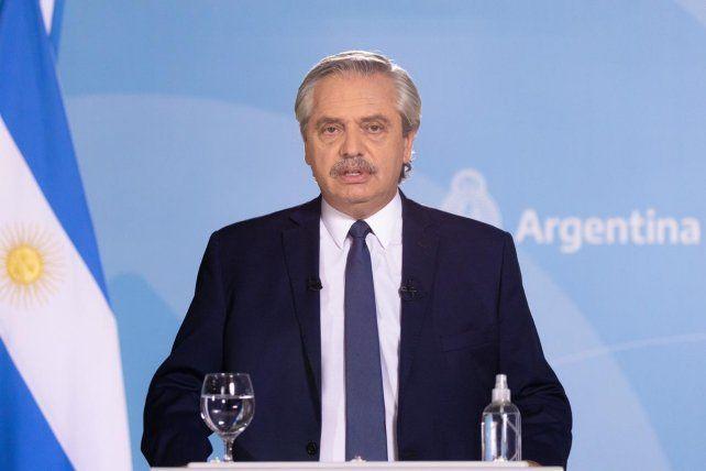 El presidente dijo que las medidas de restricción de circulación se extenderán hasta el 21 de mayo.