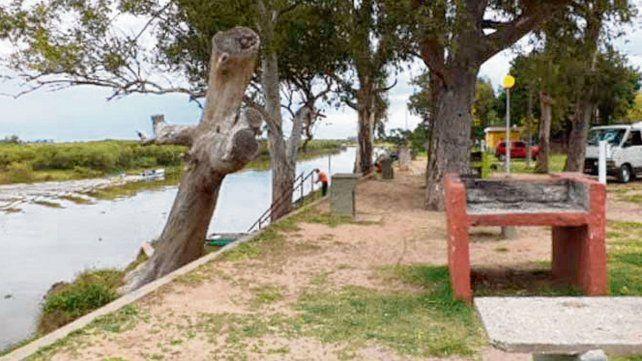 INhabilitado. El camping de La Boca de Monje permanecerá cerrado.