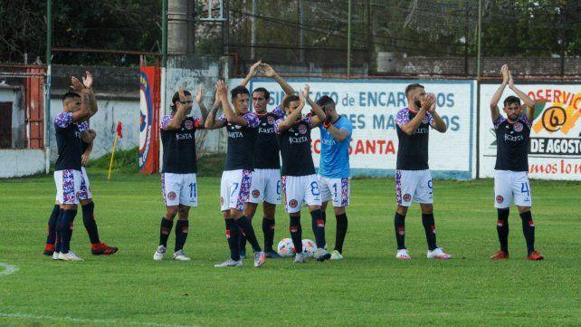 Por otra alegría. El equipo de barrio Tablada intentará conseguir otra victoria ante Berazategui para continuar cerca de Ituzaingó