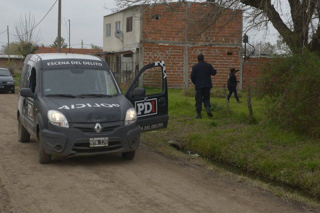 zona rural. El trágico episodio ocurrió en Alberdi y J. J. Valle de Roldán.