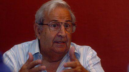 El periodista y exconcejal de Rosario tenía 95 años.