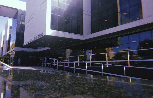 El juicio se lleva a cabo en el Centro de Justicia Penal. (Foto de archivo)