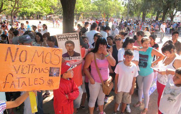 Gabi Aguirre tenía 13 años e iba a la escuela Luisa Mora de Olguín. (Foto: G.de los Rios)