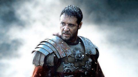 El director Ridley Scott confirmó que vuelve Gladiador con Russell Crowe como protagonista