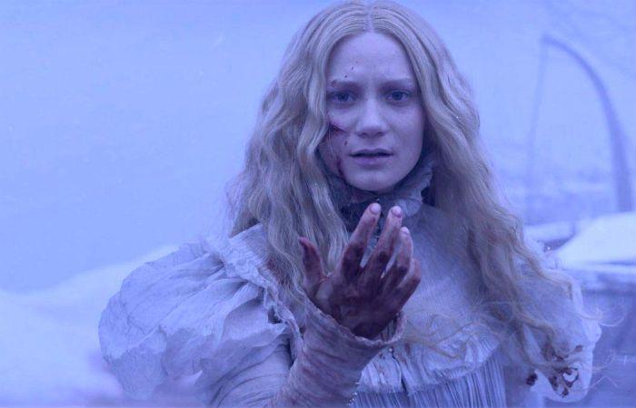 Imágenes del film rodado por Guillermo del Toro.