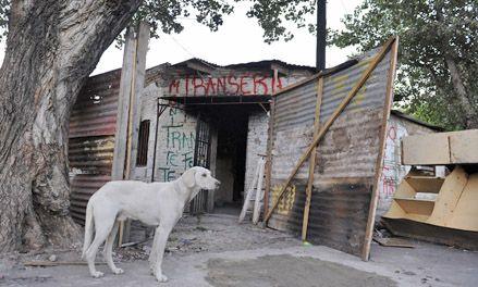 Un barrio que resiste el insistente desembarco de quioscos de droga