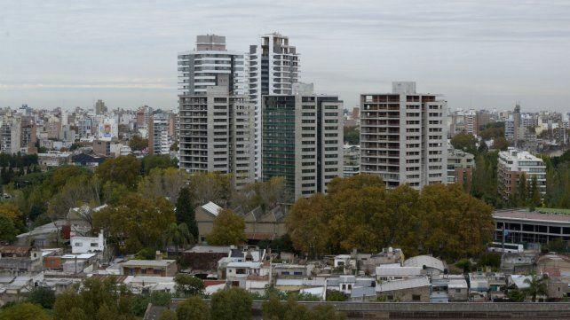 Puerto Norte. El sector de humildes viviendas estuvo bajo la lupa judicial.