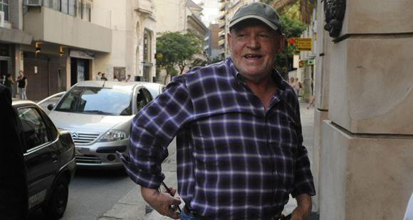 El británico Joe Cocker llegó a Rosario y afina la voz para el gran show de mañana