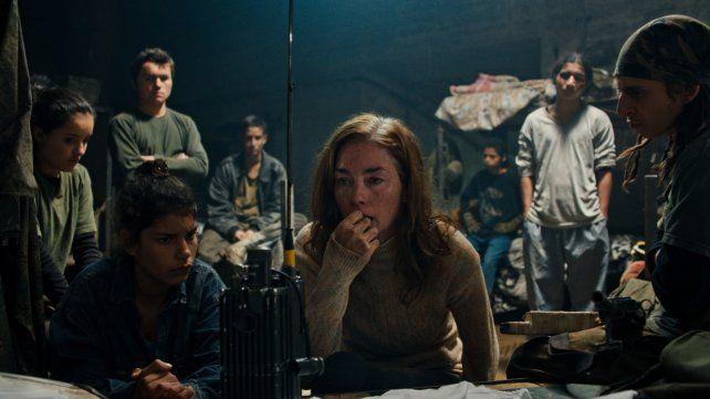 Monos. El filme es una coproducción de Colombia y Argentina.