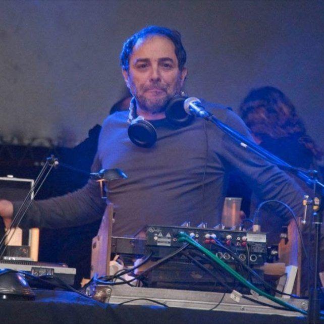 Alejandro Pont Lezica. El DJ será jurado junto con Dany Vilá.