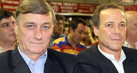 Binner deslizó que Giustiniani está desesperado porque está perdiendo