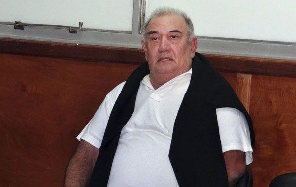 """Ultimas palabras. """"Yo produzco carbón y lo vendo en bolsitas desde hace diez años"""" dijo Gorosito antes del veredicto."""