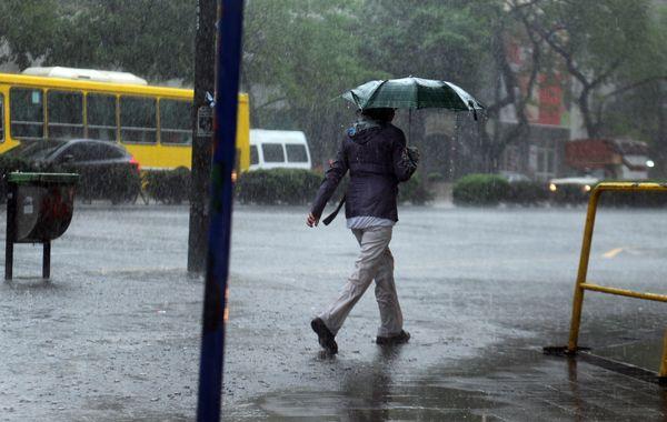 El pronóstico indica lluvias