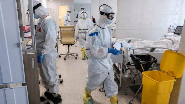 Confirman 20 casos positivos de coronavirus en el personal de salud del grupo Gamma