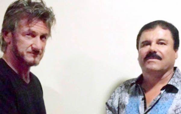 Sean Penn y el criminal más peligroso del mundo. Charlaron y cenaron durante horas rodeados de 100 custodios del narco.