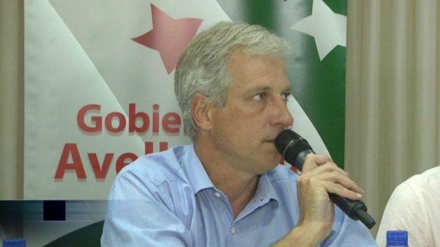 El jefe comunal de la localidad de Avellaneda.