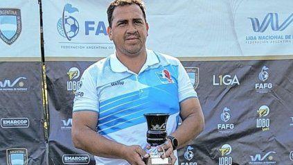 Footgolf: La historia de Rafael Rodríguez