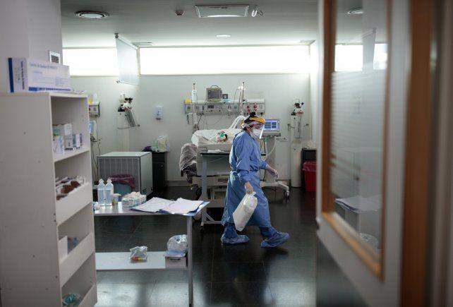 Rosario reportó 40 muertes por coronavirus en las últimas 24 horas