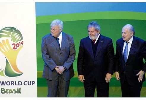 El Mundial vuelve a Sudamérica