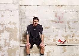 Messi y la bendición para que llegue Adidas