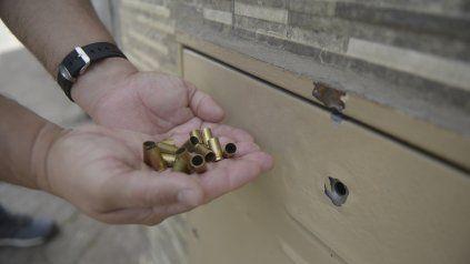 Los vecinos levantaron 14 vainas que la policía no encontró
