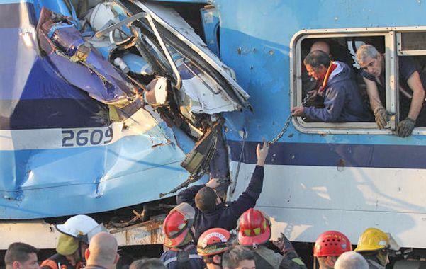 Fatal. El siniestro dejó tres muertos y 315 heridos el 13 de junio pasado.