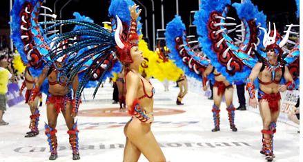 Gualeguaychú: arranca el sábado el consagrado Carnaval del País