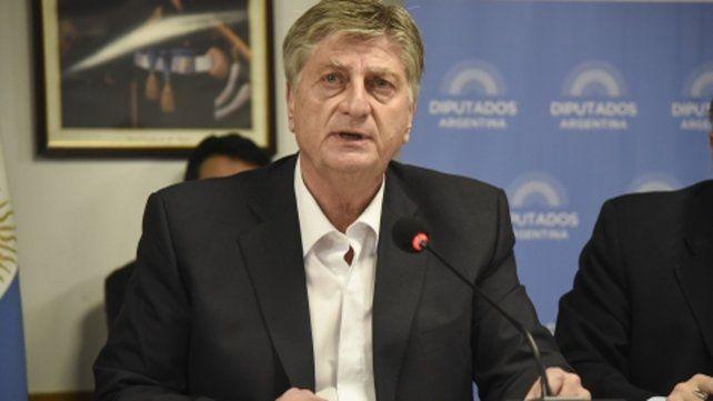 Gobernador. Sergio Ziliotto.