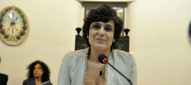 La concejal rosarina destacó que se haya conseguido aprobar una ley para las víctimas de la violencia de género.